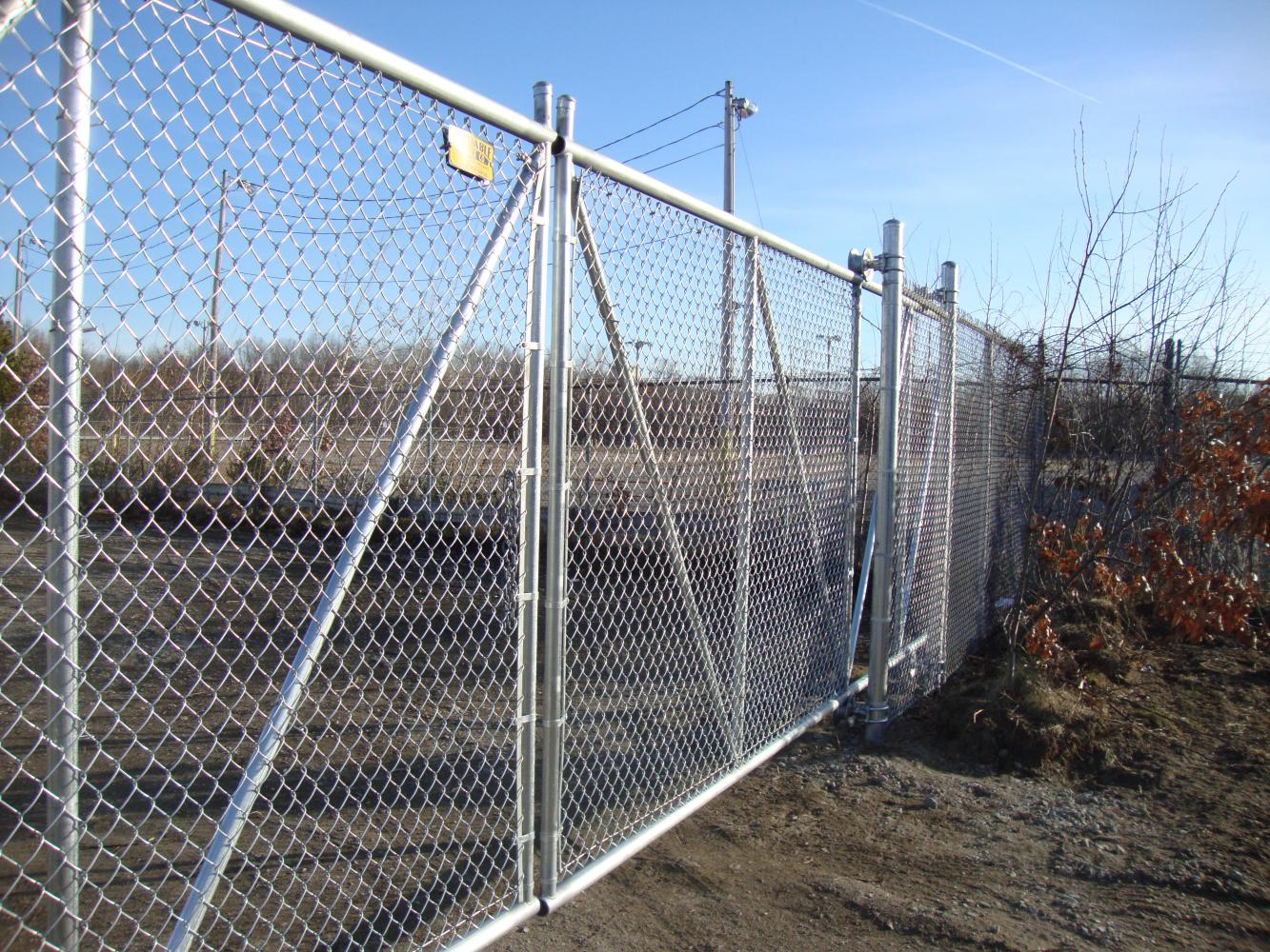Barrier Gates Reliable Fence