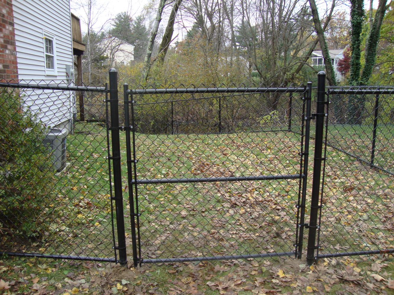 Chain Link Reliable Fence