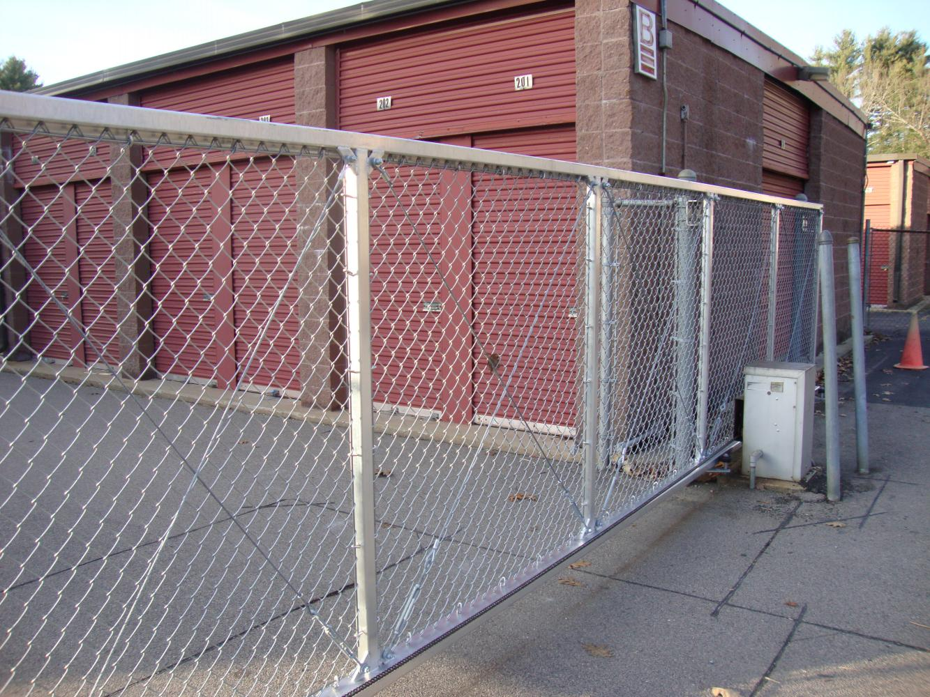 Security Fences Electric Gates Reliable Fence