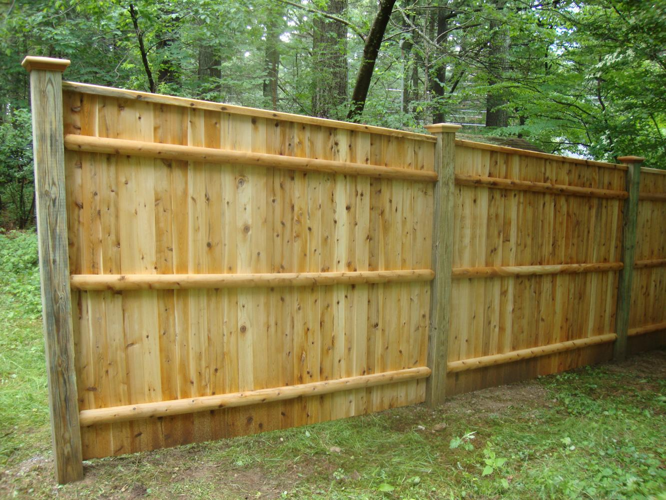 Cedar Reliable Fence
