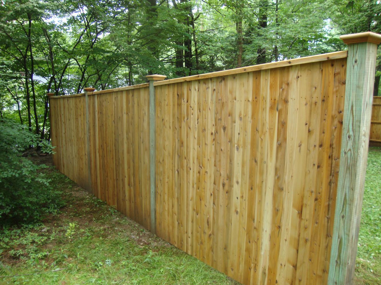 Cedar Reliable Fence