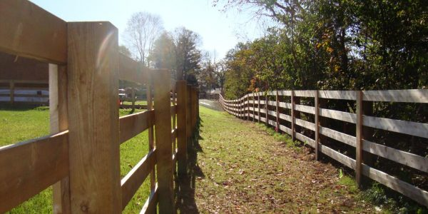 Residential Reliable Fence
