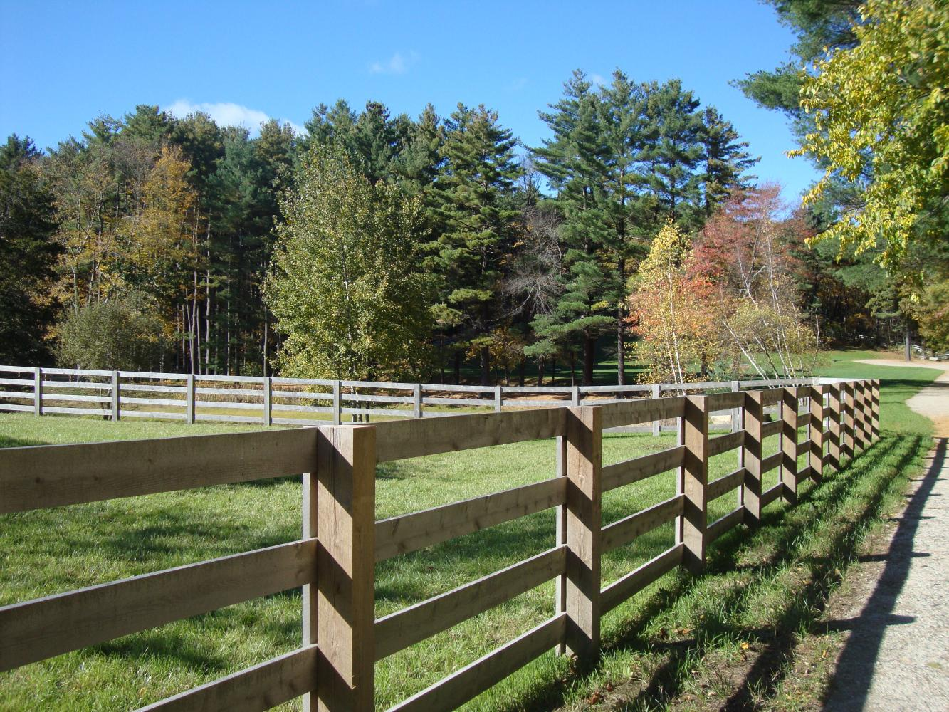 Corral Fences Reliable Fence